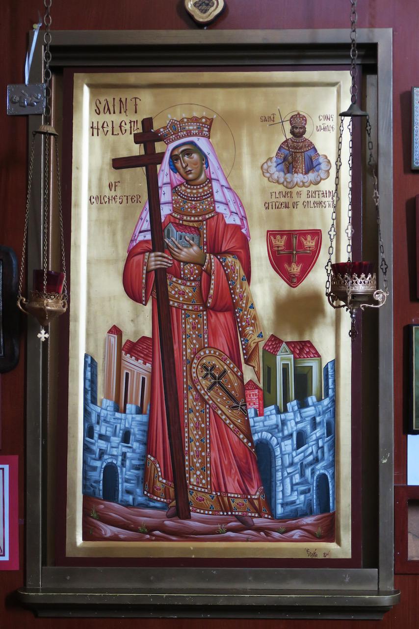 Ikone der hl. Helena