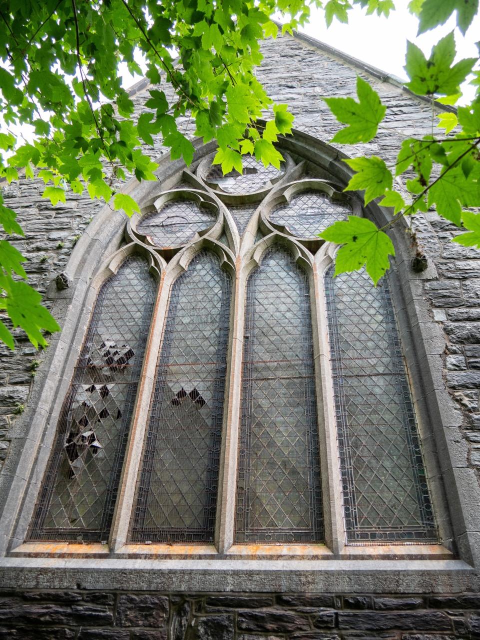 West end window