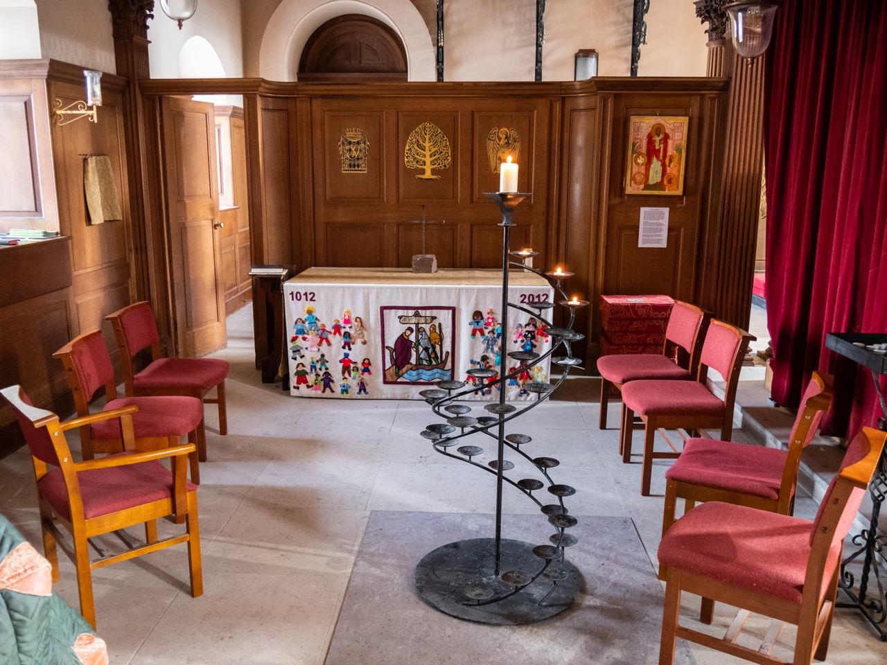 St.-Alfege-Kapelle