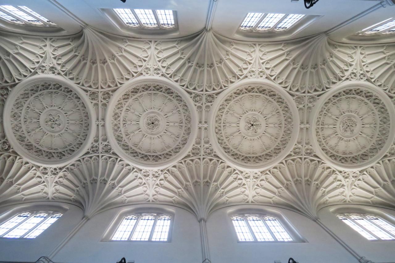Fächergewölbe (Henry Doogood, 1682)