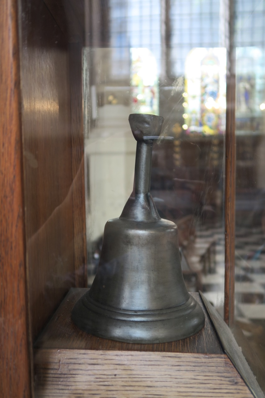 Execution bell