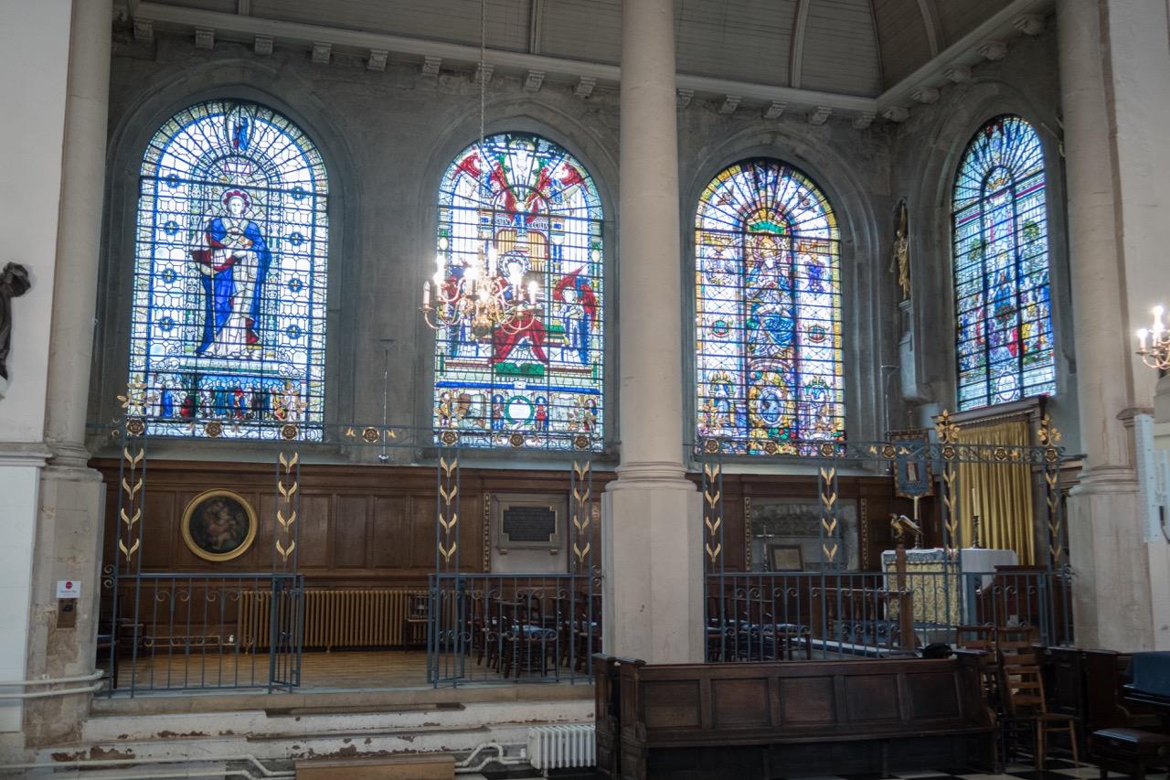 Musicians' Chapel