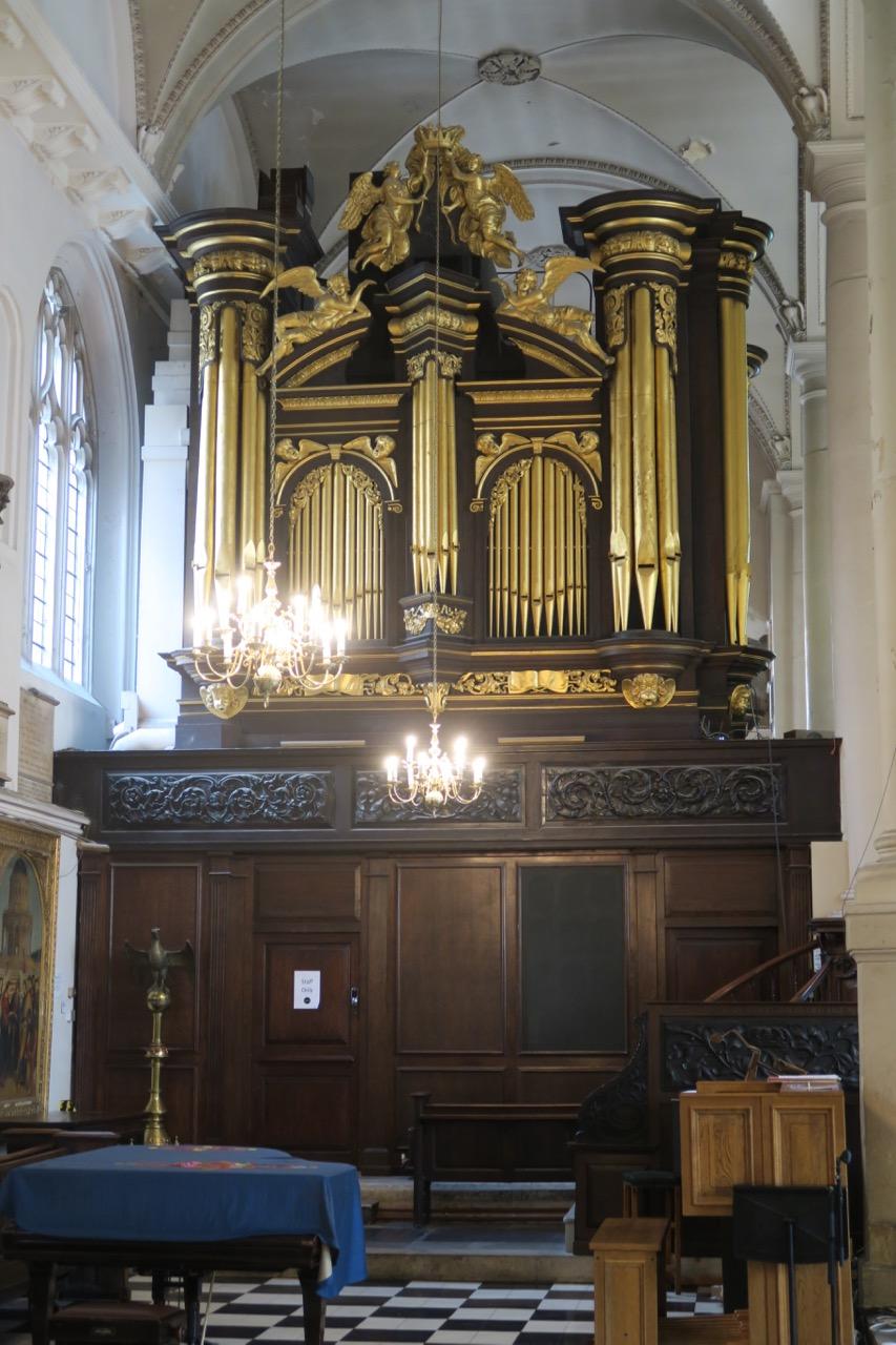 Organ (Renatus Harris, 17th cent.)