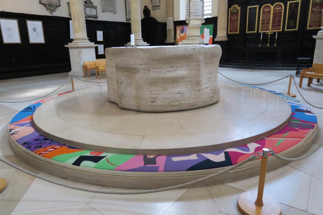 Altar (Henry Moore, aufgestellt 1987)