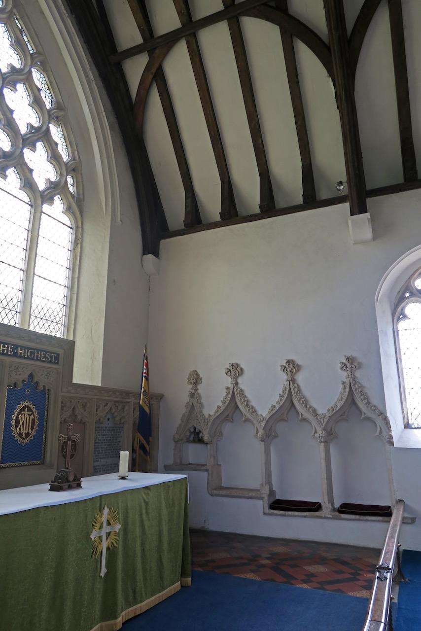 Altarraumnische