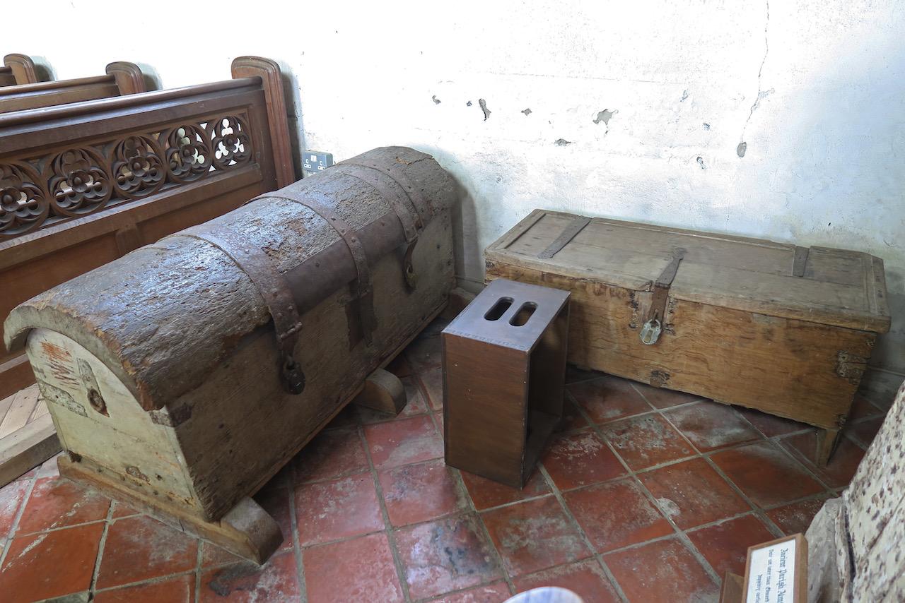 Historische Kisten
